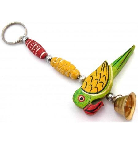 Key chain Parrot