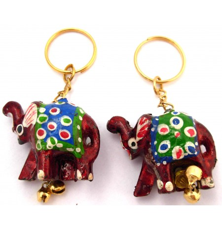Key Chain Elephant