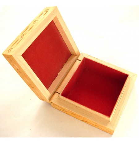 Wooden Jewelery Box Hand Made