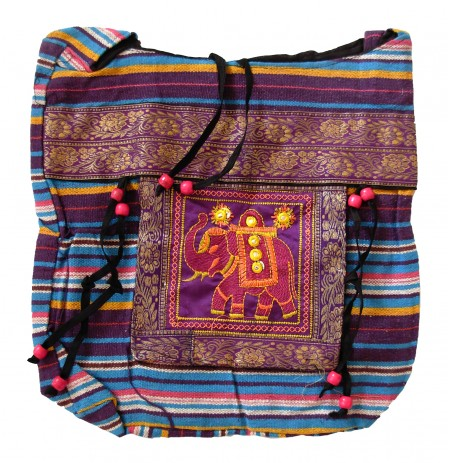 Bag Handmade Elephant