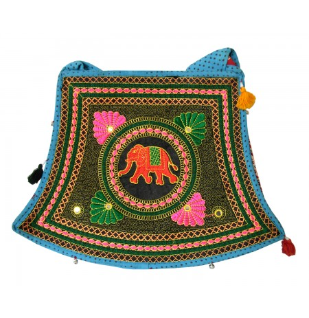 Large Bag Handmade Elephant