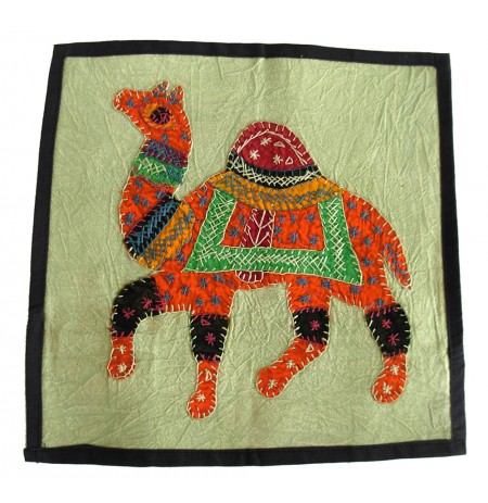 Cushion Cover Camel