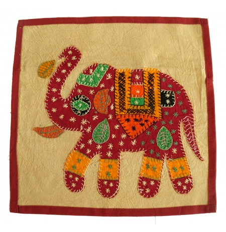 Cushion Cover Elephant