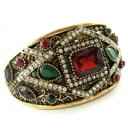 Bracelet Oriental Zircon