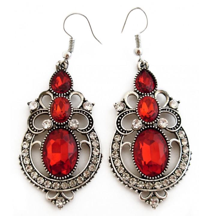 Earring Oriental Indian Bollwood